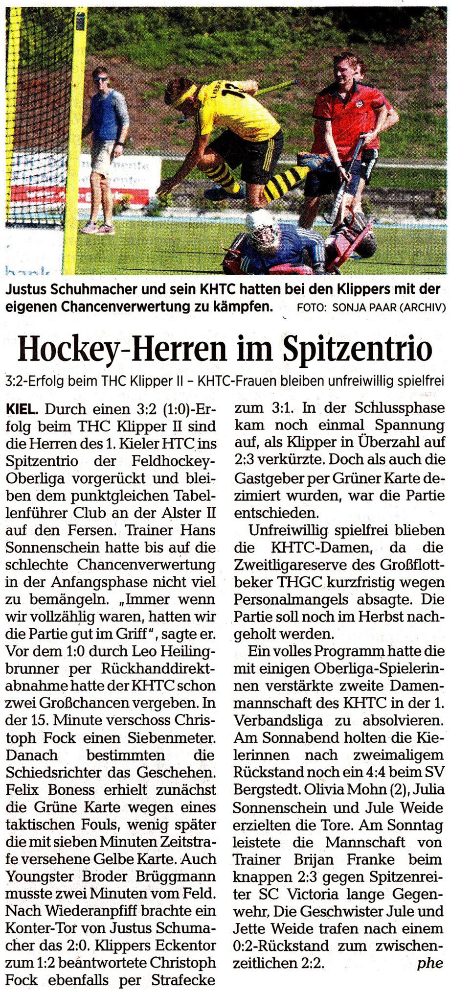 2018_09_19 KN Hockey